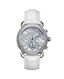 Women's Victory Diamond (1/6 ct.t.w.) Stainless Steel Watch