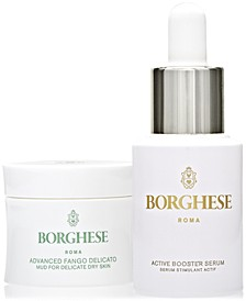 Receive a FREE 2pc Boost Your Hydration Gift with any $50 Borghese Purchase (A $28 Value!)