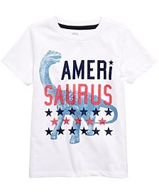 Little Boys Amerisaurus T-Shirt, Created for Macy's