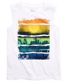 Epic Threads Little Boys Sunset Tank, Created for Macy's