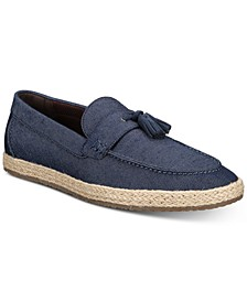 Men's Verro Espadrille Loafers, Created for Macy's