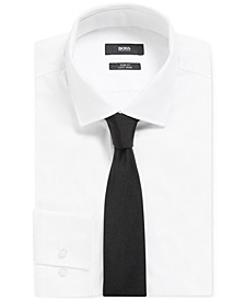 "BOSS Men's 2.4"" Silk Jacquard Tie"