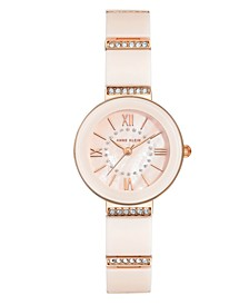 Genuine Mother of Pearl Dial with Roman Numerals Watch