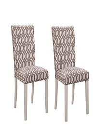 Beckett Upholstered Dining Side Chairs (Set of 2)