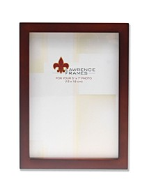 """Walnut Wood Picture Frame - Gallery Collection - 5"""" x 7"""""""