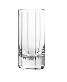 Qualia Glass Trend Highball Glasses, Set Of 4