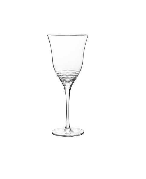 Qualia Glass Reef All Purpose Goblets, Set Of 4