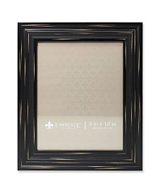 """Lawrence Frames Weathered Black Richmond Picture Frame - 8"""" x 10"""""""