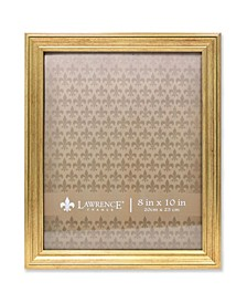 "Sutter Burnished Gold Picture Frame - 8"" x 10"""