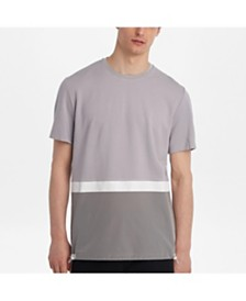 Karl Lagerfeld Paris Color Blocked Tee Shirt