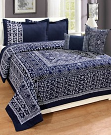Home Dynamix Sohome Studio 3-Piece 100% Cotton Queen Duvet Set