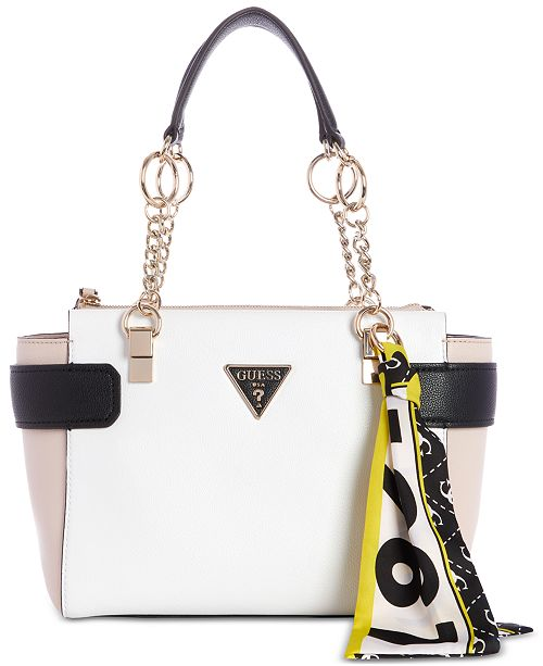 GUESS Analise Society Satchel