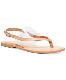 Madden Girl Sienna Vinyl Sandals