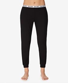 DKNY Knit Jogger Pajama Pants