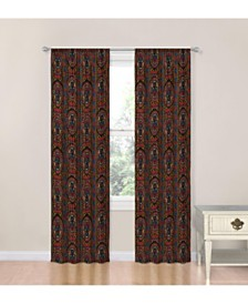 "Marvel Black Panther Tribal Panther 84"" Drapes"