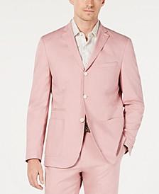 Men's Cotton Stretch Slim Fit Sportcoat