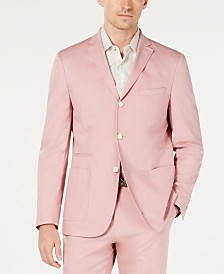 Tallia Men's Cotton Stretch Slim Fit Sportcoat
