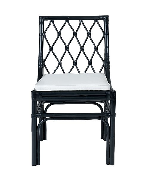 East At Main Taft Rattan Dining Chair