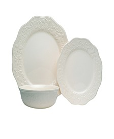 Country Villa 18-piece Dinner Set