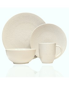 Red Vanilla Matrix 16-piece Dinner Set