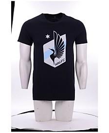 Majestic Men's Minnesota United FC Slash and Dash T-Shirt