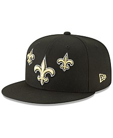 New Era Little Boys New Orleans Saints Draft 59FIFTY Fitted Cap