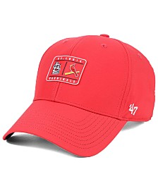 '47 Brand St. Louis Cardinals Silicone Patch MVP Adjustable Cap