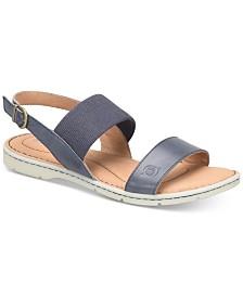 Born Tusayan Flat Sandals