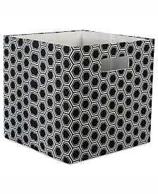 Design Import Storage Cube Honeycomb, Square