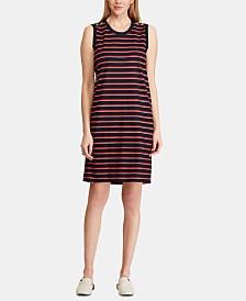 Lauren Ralph Lauren Striped Dress