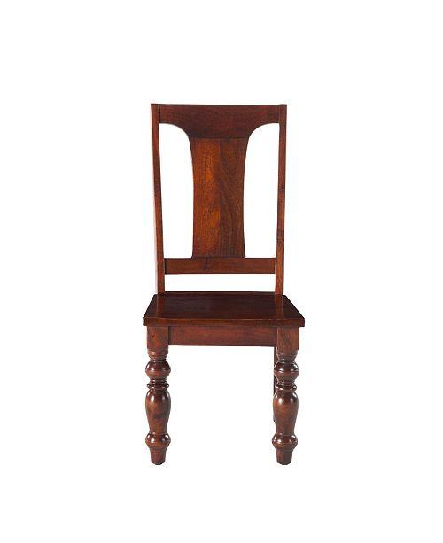World Interiors Chatham Downs Mahogany Dining Chairs, Set of 2