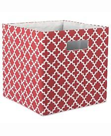 Design Import Storage Cube Lattice, Square