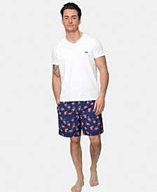 Flamingo Board Shorts