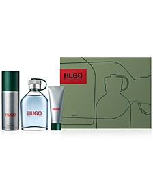 Men's 3-Pc. HUGO Man Eau de Toilette Gift Set