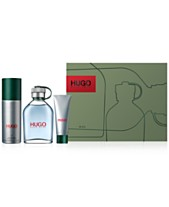 6033801b02 Hugo Boss Men's 3-Pc. HUGO Man Eau de Toilette Gift Set