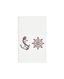 Turkish Cotton Easton Embellished Hand Towel