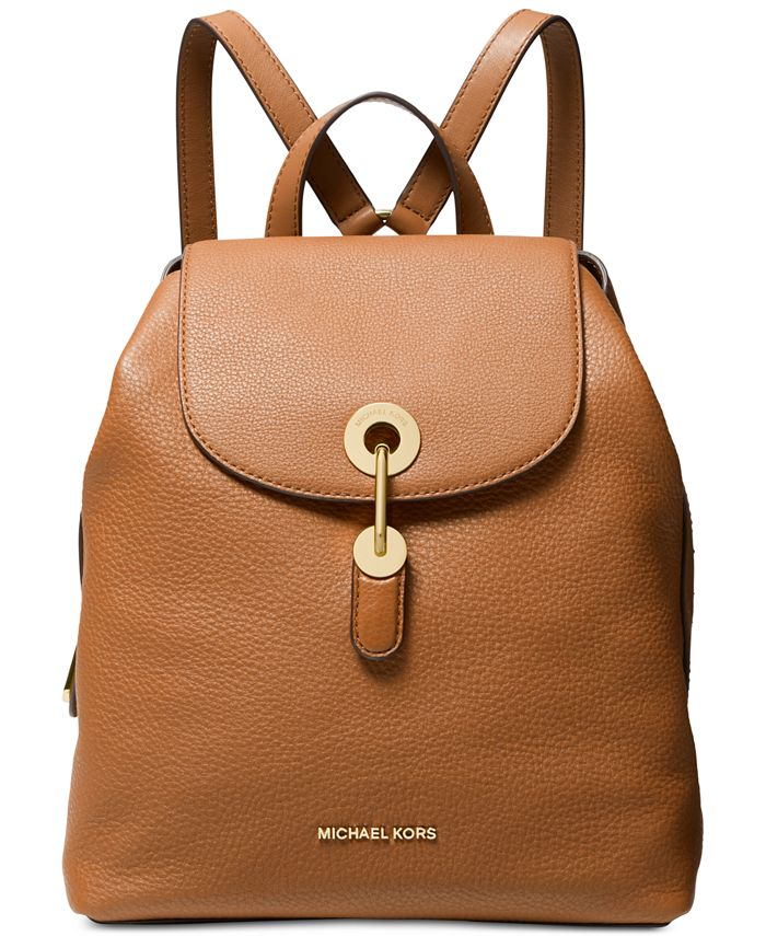 Michael Kors - Raven Leather Backpack
