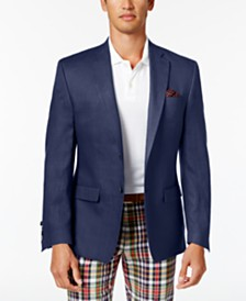 Lauren Ralph Lauren Men's Classic-Fit Ultra-Flex Solid Linen Sport Coat