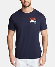 Nautica Men's South Harbor Cotton Graphic T-Shirt, Created for Macy's