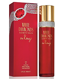 White Diamonds en Rouge Eau de Toilette, 3.3 fl. oz.