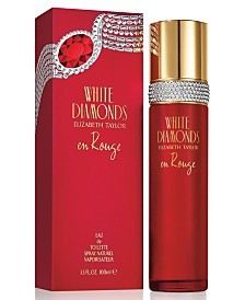 Elizabeth Taylor White Diamonds en Rouge Eau de Toilette, 3.3 fl. oz.