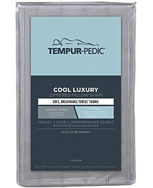 Cool Luxury Zippered Standard/Queen Pillow Sham