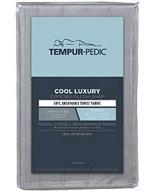 Tempur-Pedic Cool Luxury Zippered Standard/Queen Pillow Sham