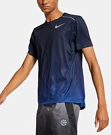 Nike Men's Miler Dri-FIT Ombré T-Shirt
