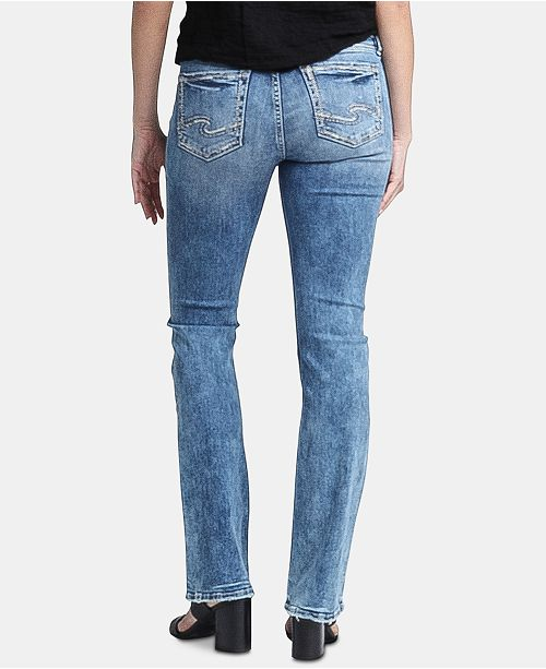 Botte Slim Indigo Silver Elyse coupeeCommentaires Juniors Jeans Co 8N0wOPnkX