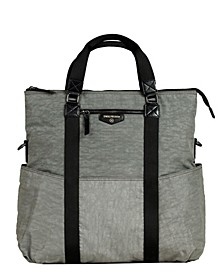 Unisex Courage 3 In 1 Fold Over Tote