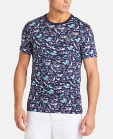 Lacoste Men's High-Seas T-Shirt