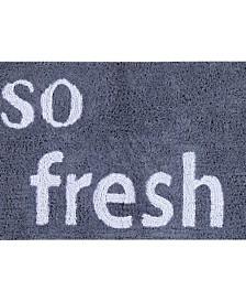 """So Fresh Bath Rug 21"""" x 34"""""""