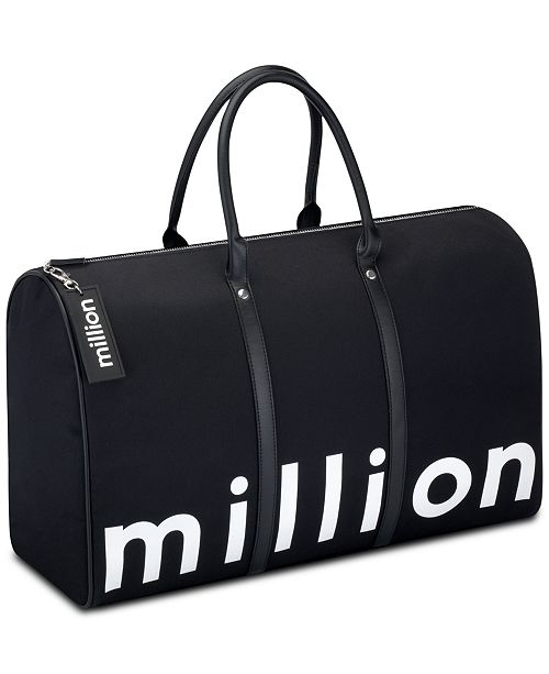 Paco Rabanne Receive a FREE Weekender Bag with any large spray purchase from the Paco Rabanne 1Million Fragrance Collection