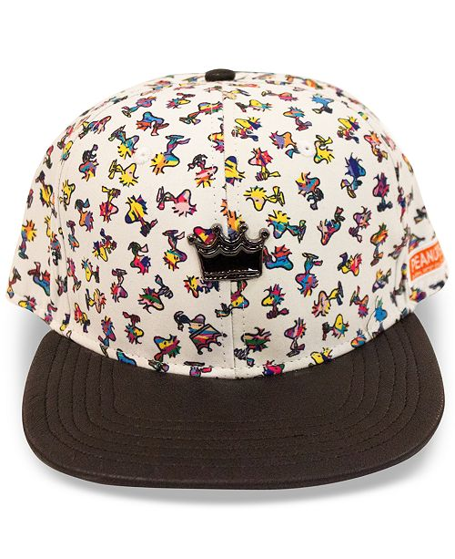 Peanuts Collection Men's Woodstock Graphic Hat